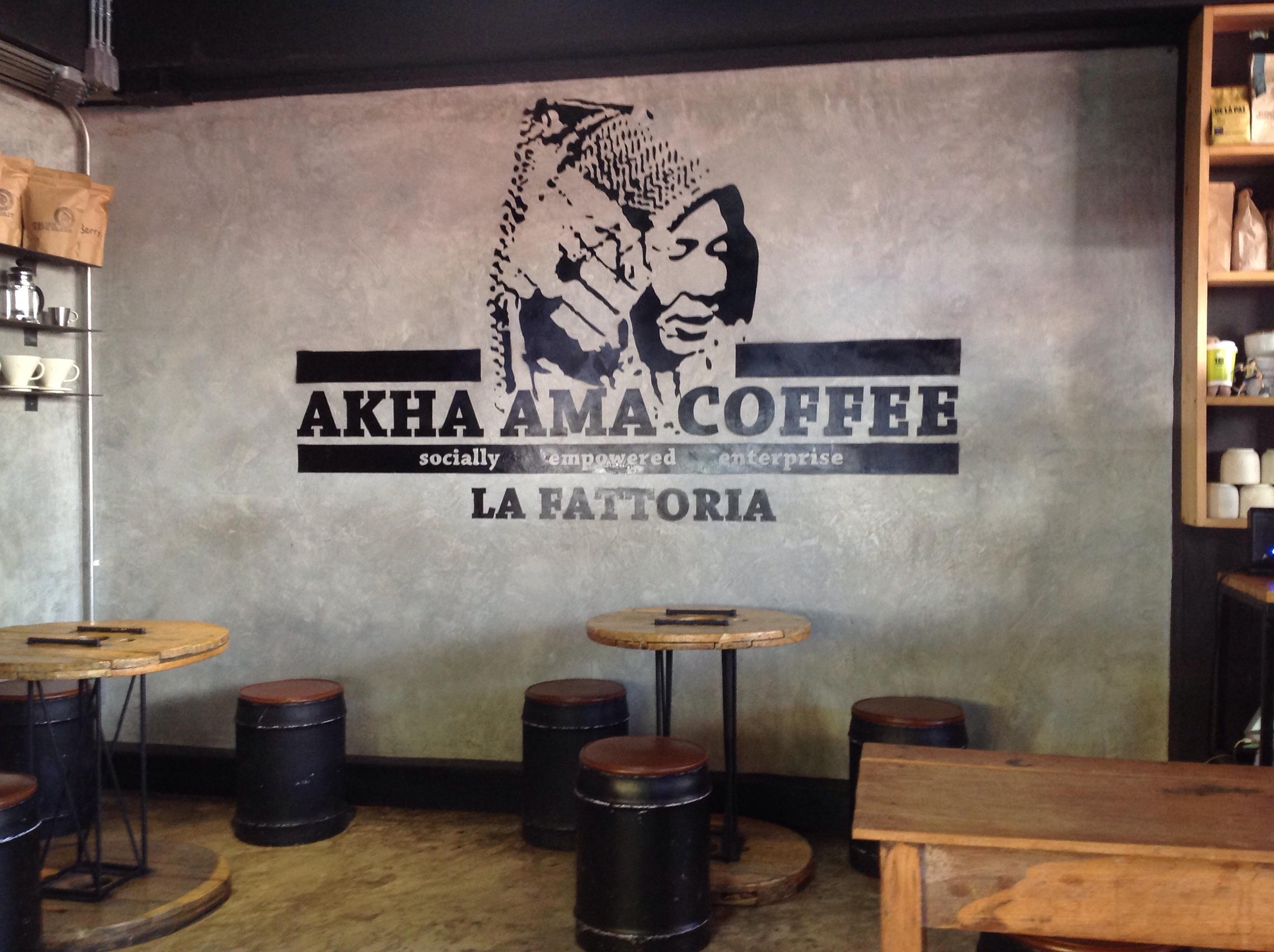 akha ama coffee chiang mai