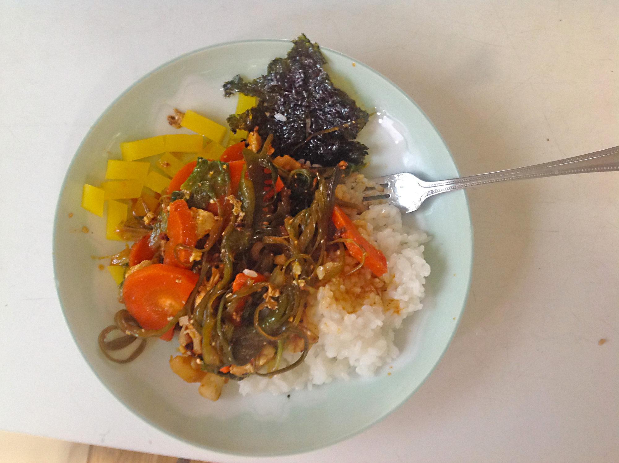 seoul, koreaisch essen, selbst kochen