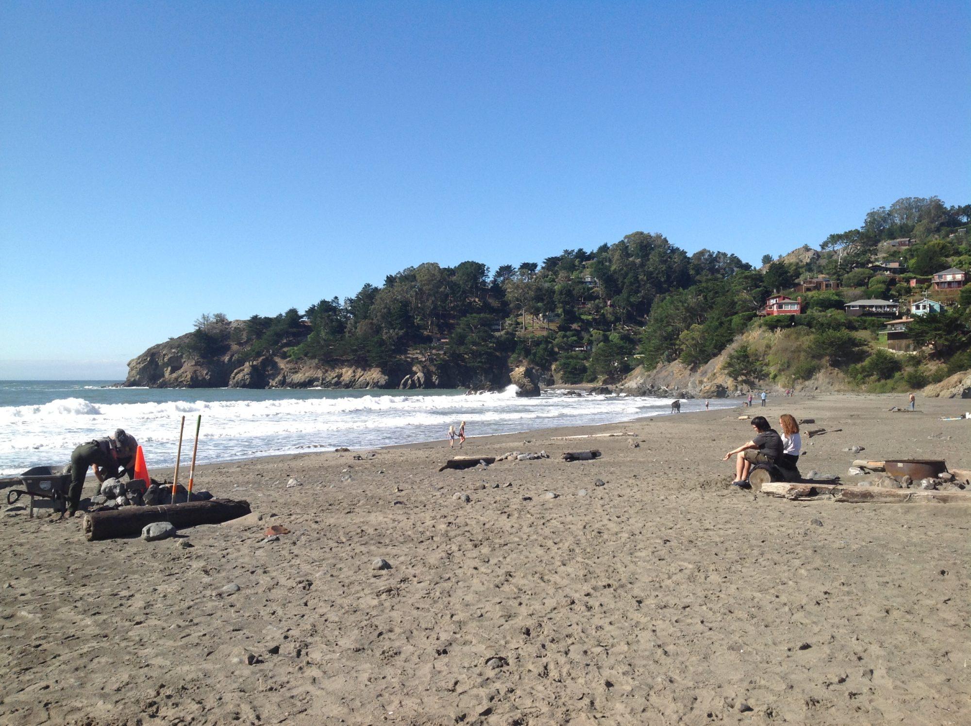 Tagesausflug San Francisco - Muir Beach