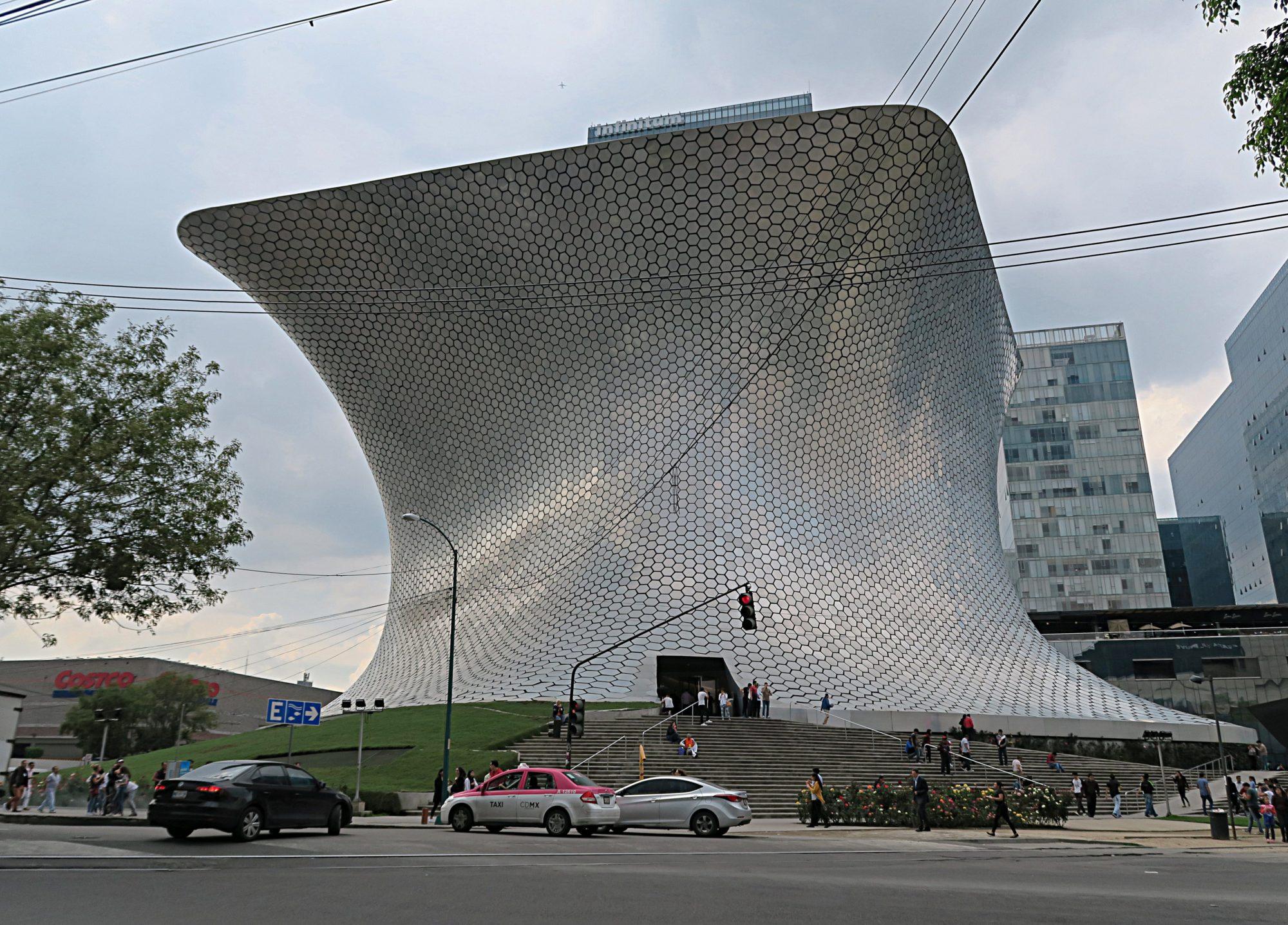 mexiko stadt soumaya museum