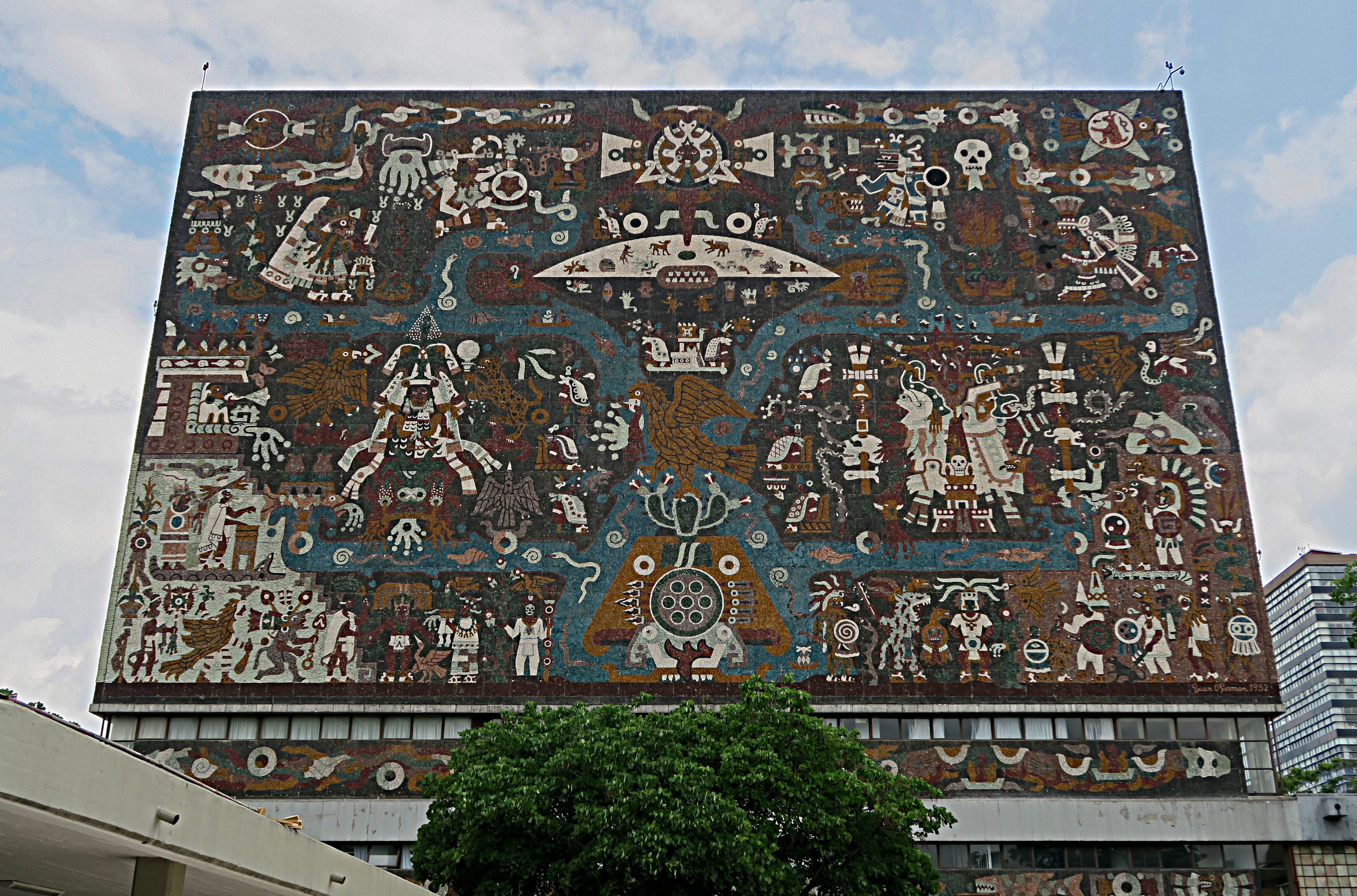 zeit in mexiko city