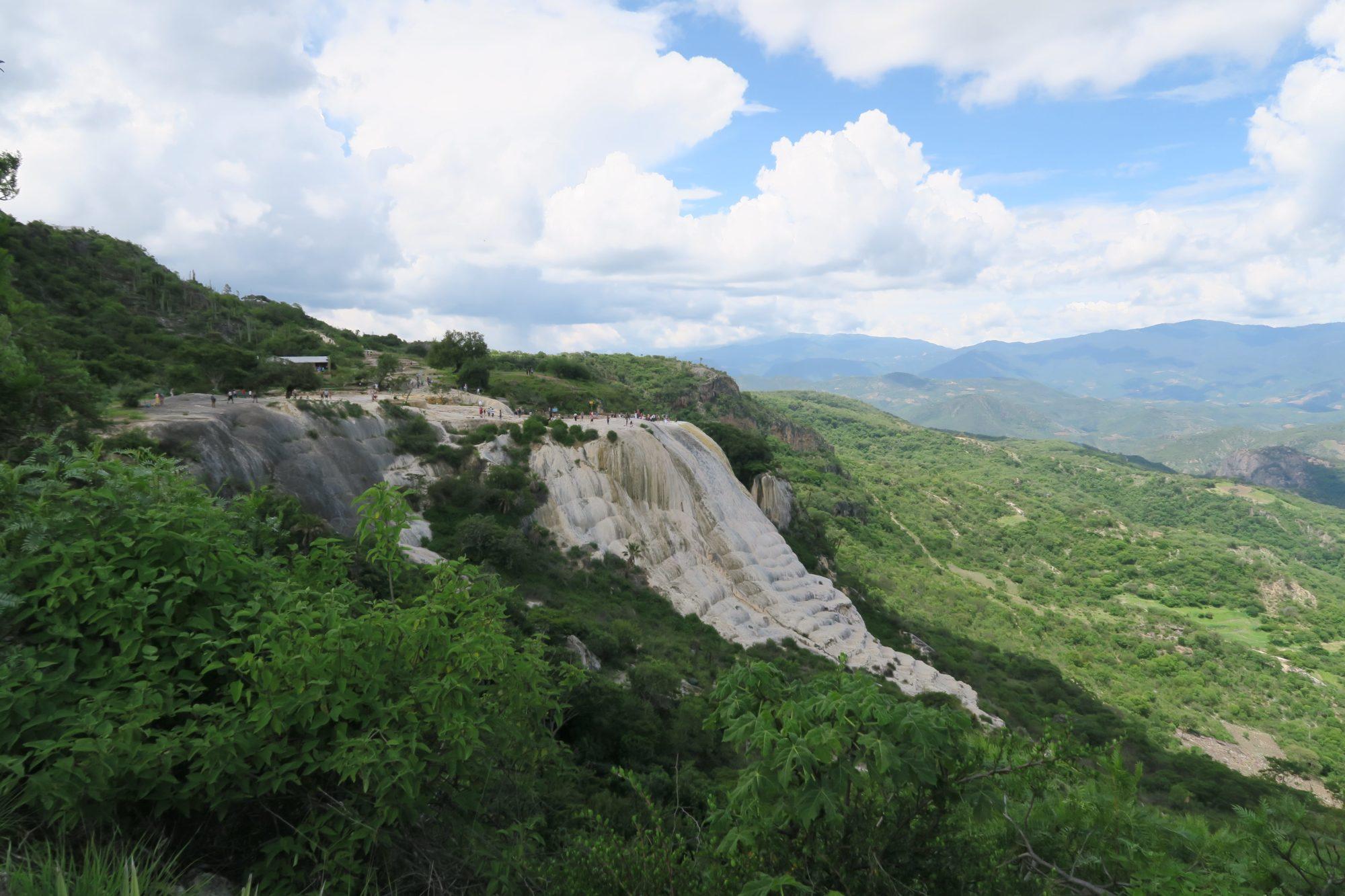 mexico, oaxaca reisebericht, hierve_el_agua