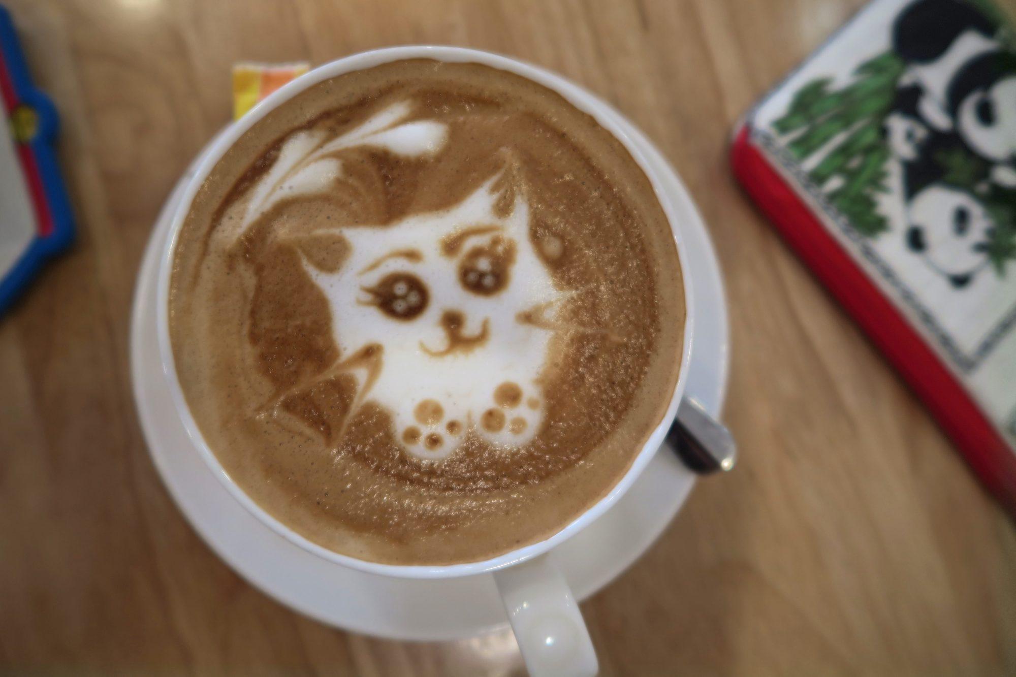 Kaffee Katze Saigon