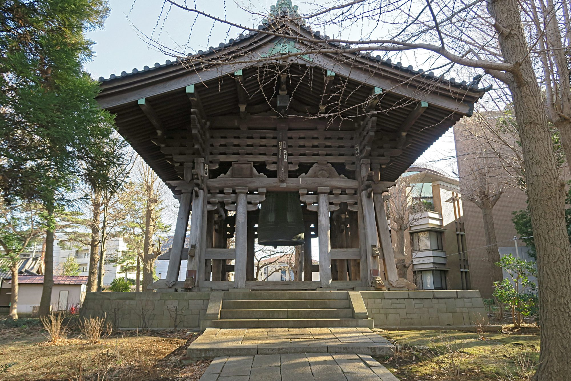 Zen Tempel Soji Ji - Doge